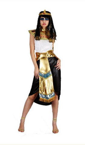 Egyptian Pharaoh Cleopatra Cosplay