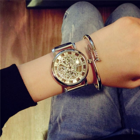 Luxury Hollow Wristwatch