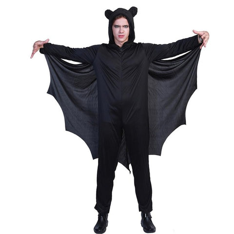 Black Bat jumpsuit cosplay