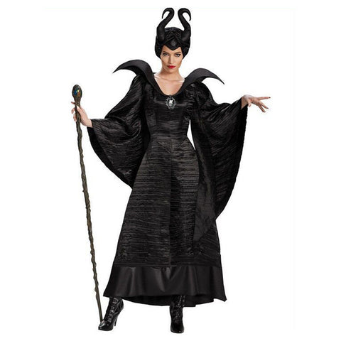 Sleeping Beauty Witch Queen Maleficent Costumes