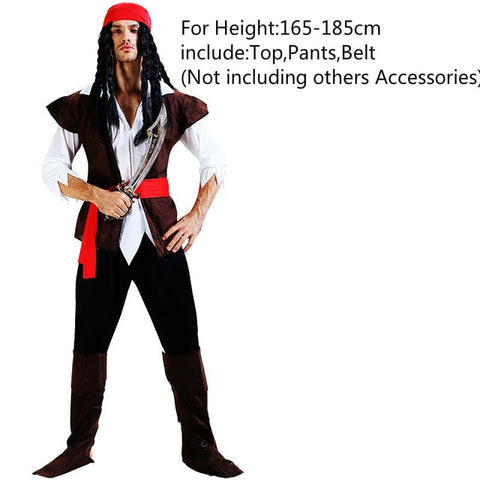 Pirate of the Caribbean cosplay