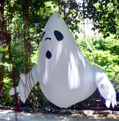 Halloween PVC Inflatable Animated Ghost