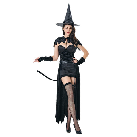Devil Witch Carnival Fancy Dress