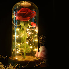Rose LED Night Lamp