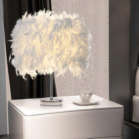 Ostrich Table Lamp