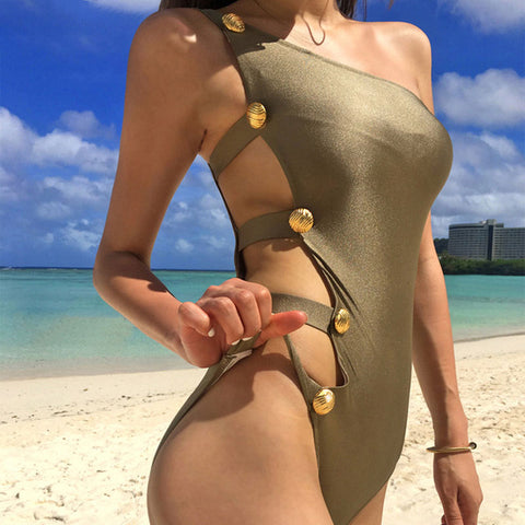 Pearl swimming suit