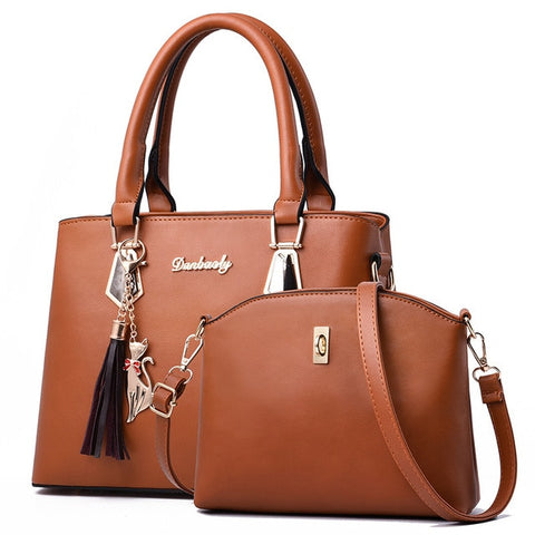 Two packages Luxury designer handbag