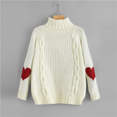high neck sweater sweatshirt