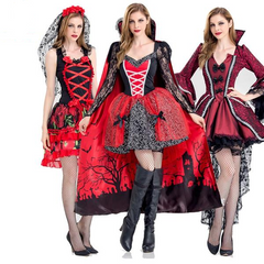 Victorian Vampire Fancy Party Dress
