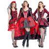 Image of Victorian Vampire Fancy Party Dress