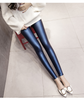 Image of Skinny Faux Leather Leggings