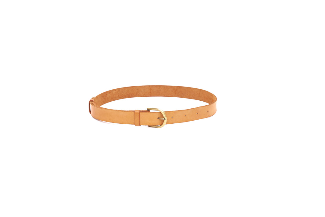 AMALFI BELT_Belts_TAN_Velvet_The_Label
