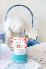 Newborn Baby (Boy) Hamper Gift Set<br><b>Dawn Showers</b>