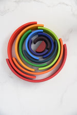 Backorder: Rainbow Stacker (12 pcs)