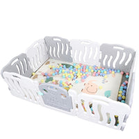Bundle: Pigvely Parklon (L15) + Classic Play Yard (9+1 door)