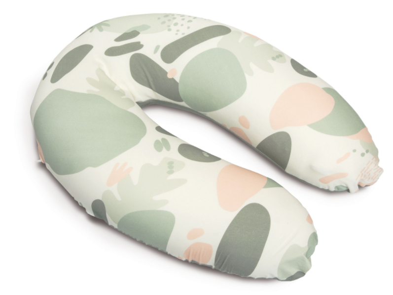 Doomoo Buddy Multi-functional Pillow<br> <b>Vegetal Kaki</b>