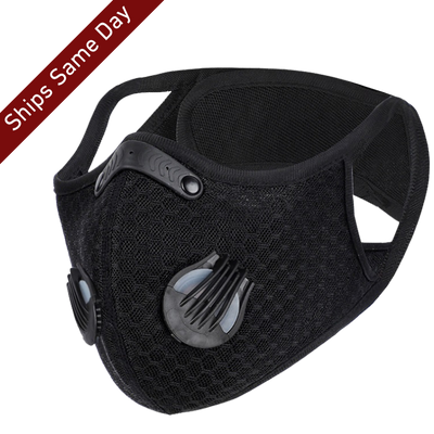GyroAir Sport Face Mask With Filter