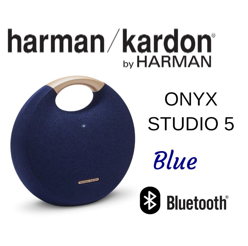 New Release! Harman Kardon Onyx Studio 5 Portable Bluetooth