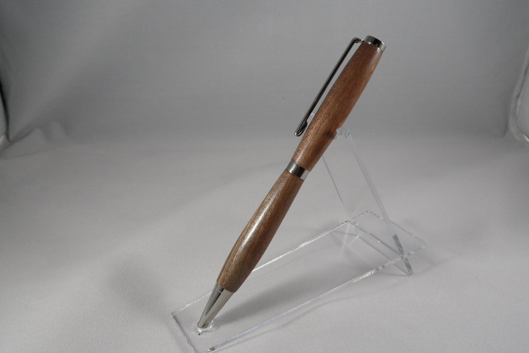 Black Walnut wood Writing Pen - Cutting Edge Lazer