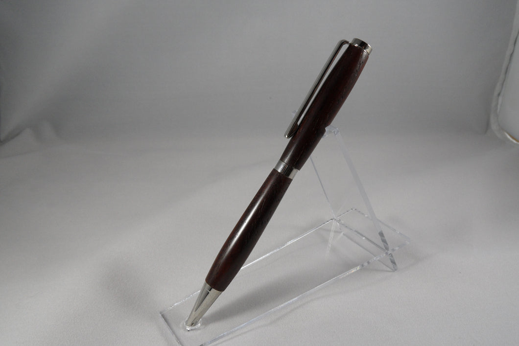 Cocobolo wood Writing Pen - Cutting Edge Lazer