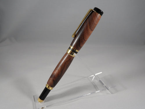 Bolivian Rosewood wood Writing Pen - Cutting Edge Lazer