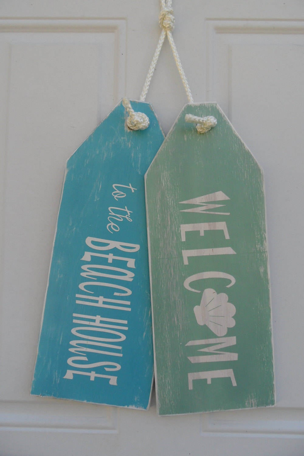 Door Tag - Welcome Sign - Home Sign - Door Sign - Home Decor - Rustic Sign - Cutting Edge Lazer