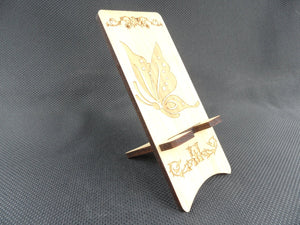 CellPhone Stand - Butterfly - Cutting Edge Lazer