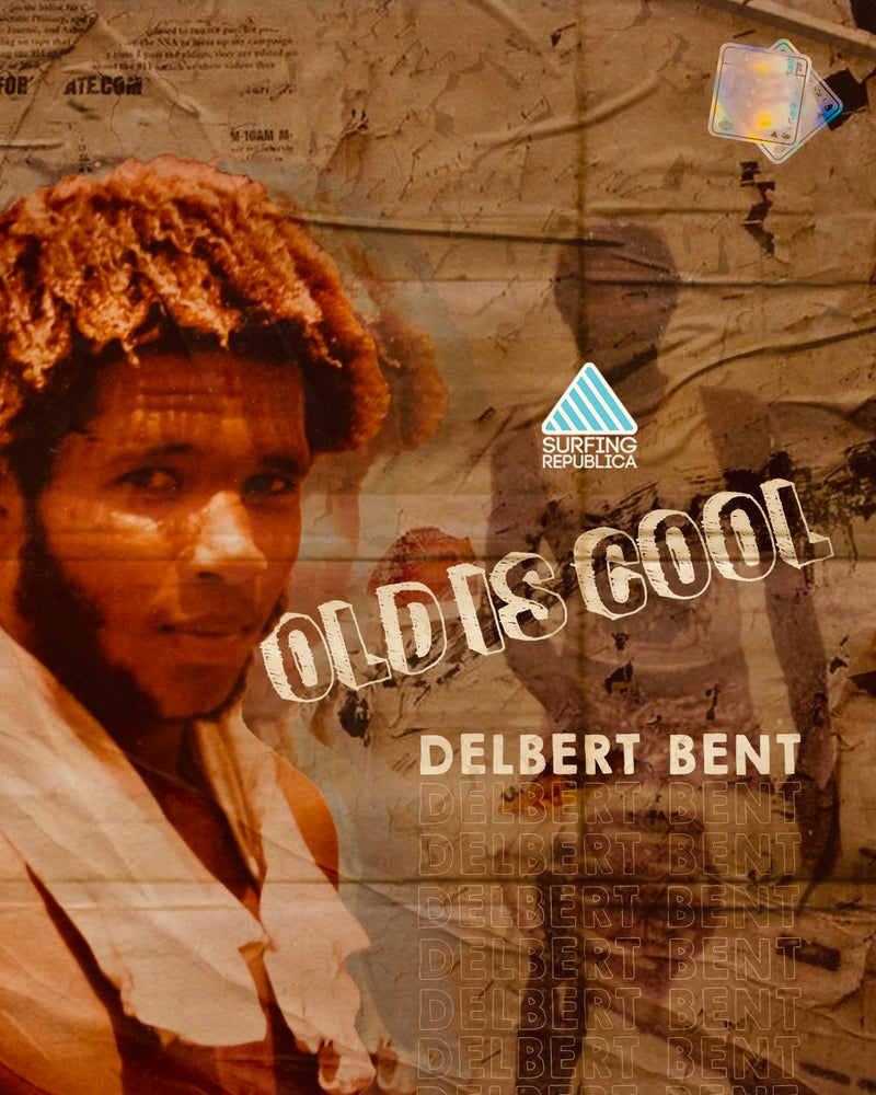 Surfing Costa Rica - Old is cool con Delbert Bent