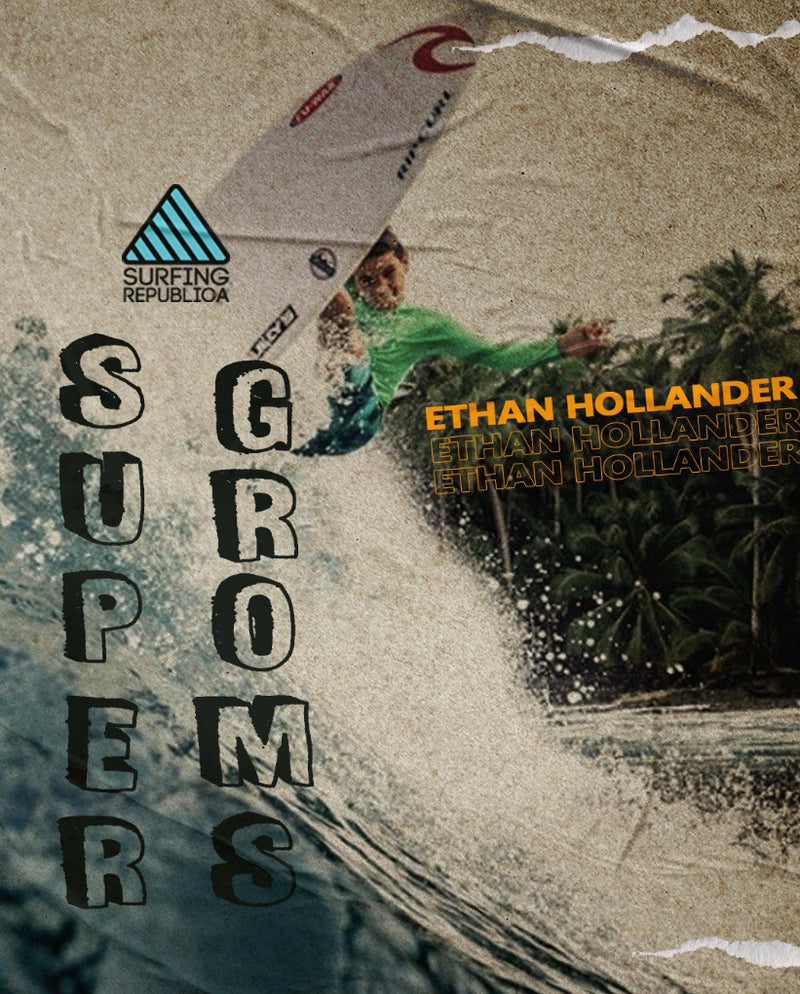 Surfing Costa Rica - Super Groms con Ethan Hollander