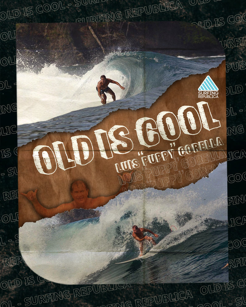 "Surfing Costa Rica - Old is cool con Luis ""Puppy"" Corella"