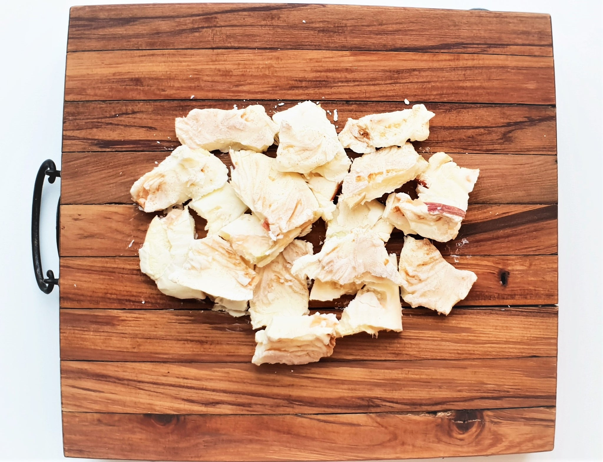 Apple Yoghurt Bark