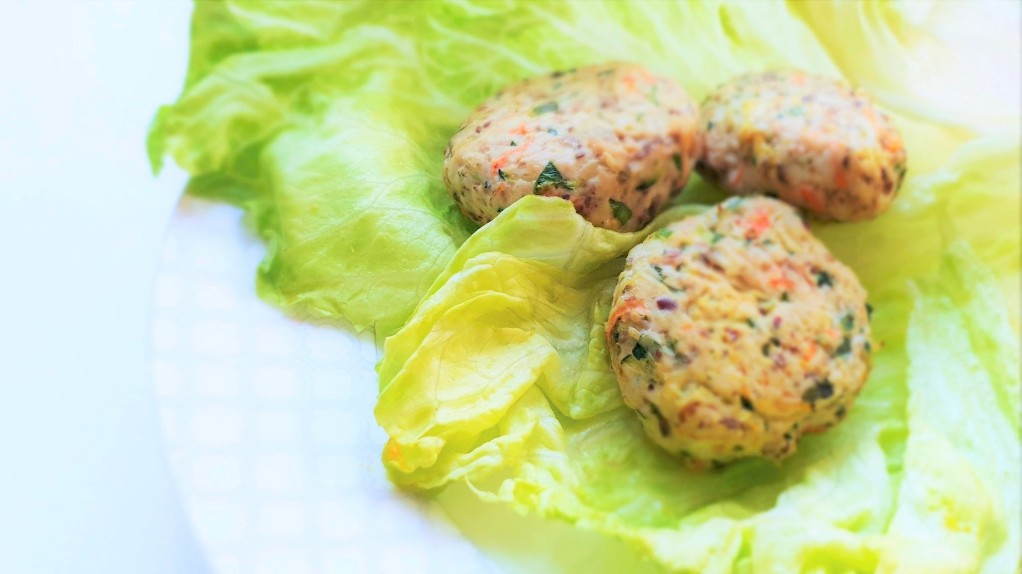 Paleo Chicken Patties