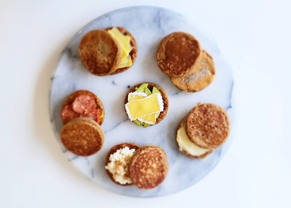 Fibre & Protein Pikelets - Healthy Snacks NZ