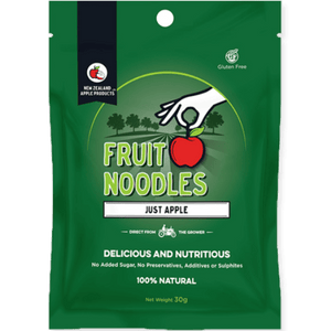 Healthy Snacks NZ - Fruit Noodles Just Apple - Buy Online
