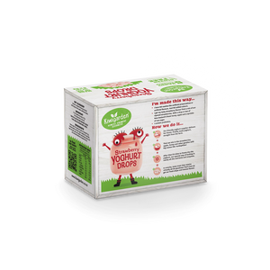 Kiwigarden, Strawberry Yoghurt Drops. Freeze-Dried Snack for Kids. Healthy Snacks NZ.