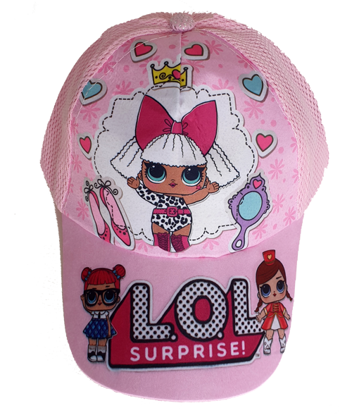 Kids Baseball Cap, LOL Dolls - Healthy Snacks NZ, Buy Online