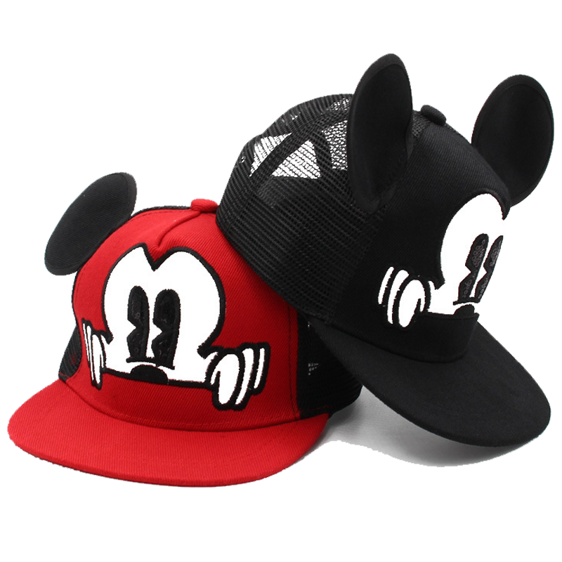 Mouse - Kids Baseball Caps Sun hat - Healthy Snacks NZ - Buy Online