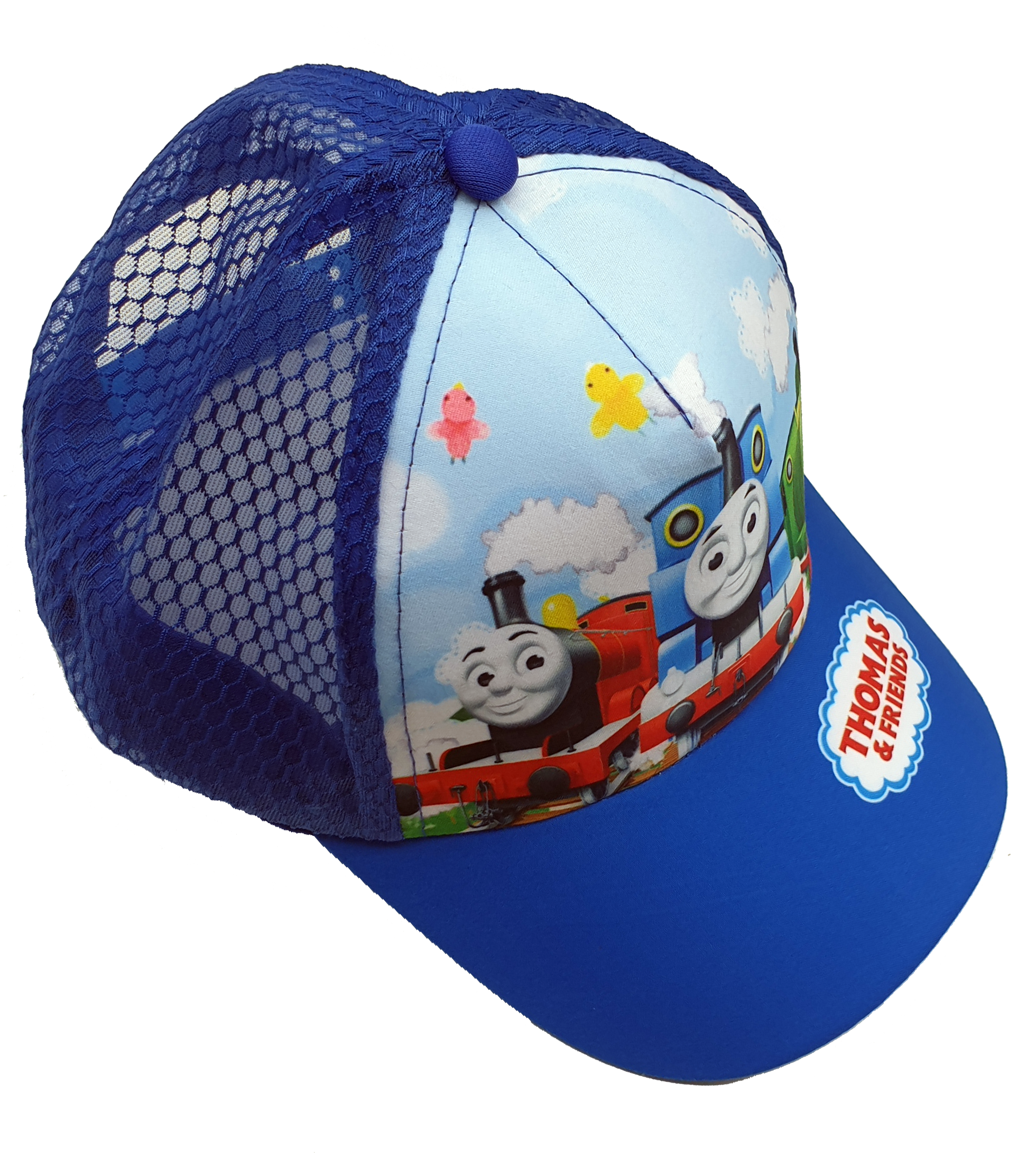 Thomas The Tank Engine - Kids Baseball Caps - Healthy Snacks NZ, Order Online