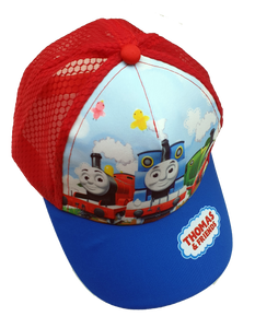 Thomas The Tank Engine Red - Kids Baseball Caps - Healthy Snacks NZ, Order Online