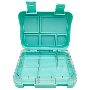Ultimate Leakproof Convertible Bento 5 Lunchbox – Light Green  - Buy Online NZ - AfterPay