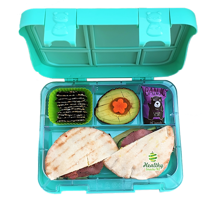 Ultimate Leakproof Convertible Bento 5 Lunchbox, Teal - Buy Online NZ - AfterPay