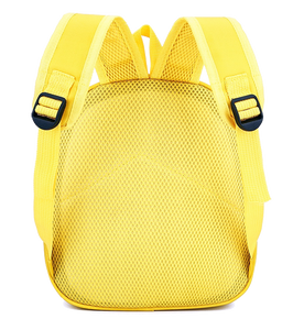 Kids Hard-shell School Backpack, Yellow Bus
