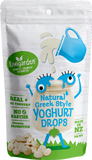 Kiwigarden, Natural Greek Yoghurt Drops, 20g. Healthy Snacks NZ.
