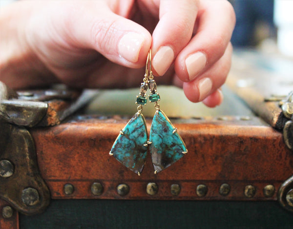 Beneath Her Wings Earrings