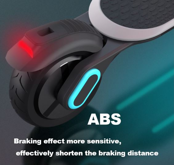 M8 Electric Scooter ABS Break System