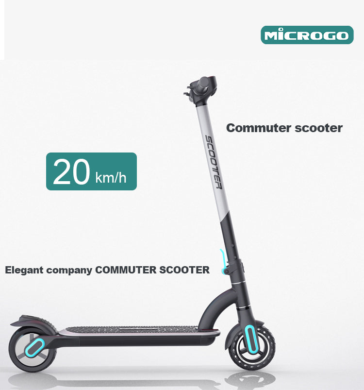 M8 Electric Scooter Top Speed 20kmh
