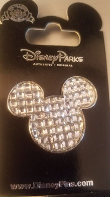 Bling Style Mickey Mouse Head