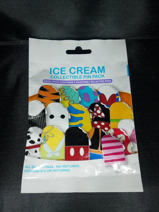 Ice Cream Mystery Bag