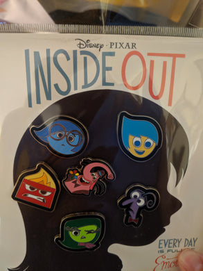 Inside Out 6 Pin Booster New in Package