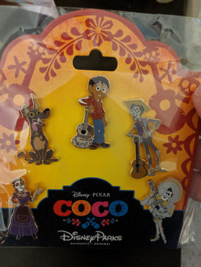 Coco 5 Pin Booster New in Package